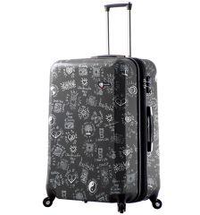 Cestovní kufr MIA TORO M1089/3-L - černá