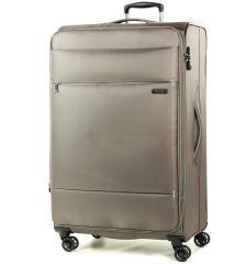 Cestovní kufr ROCK TR-0161/3-L - béžová