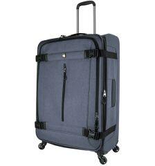 Cestovní kufr MIA TORO M1135/3-L - šedá