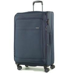 Cestovní kufr ROCK TR-0162/3-L - tmavě modrá