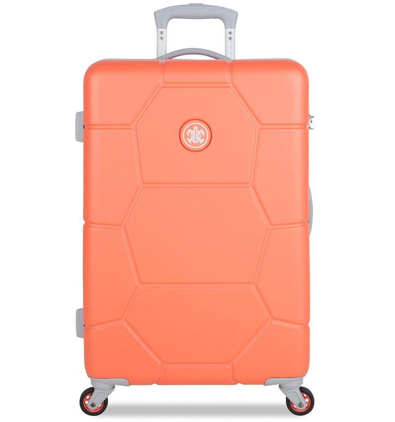 Cestovní kufr SUITSUIT® TR-1246/3-M ABS Caretta Melon