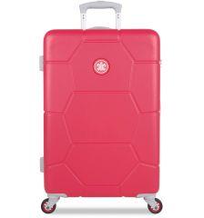 Cestovní kufr SUITSUIT® TR-1247/3-M ABS Caretta Teaberry