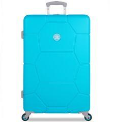 Cestovní kufr SUITSUIT® TR-1250/3-L ABS Caretta Peppy Blue