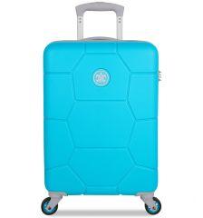 Kabinové zavazadlo SUITSUIT® TR-1250/3-S ABS Caretta Peppy Blue