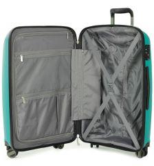 Cestovní kufr ROCK TR-0174/3-L PP - červená E-batoh