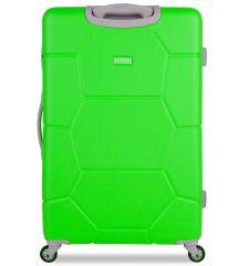 Cestovní kufr SUITSUIT® TR-1251/3-L ABS Caretta Active Green E-batoh