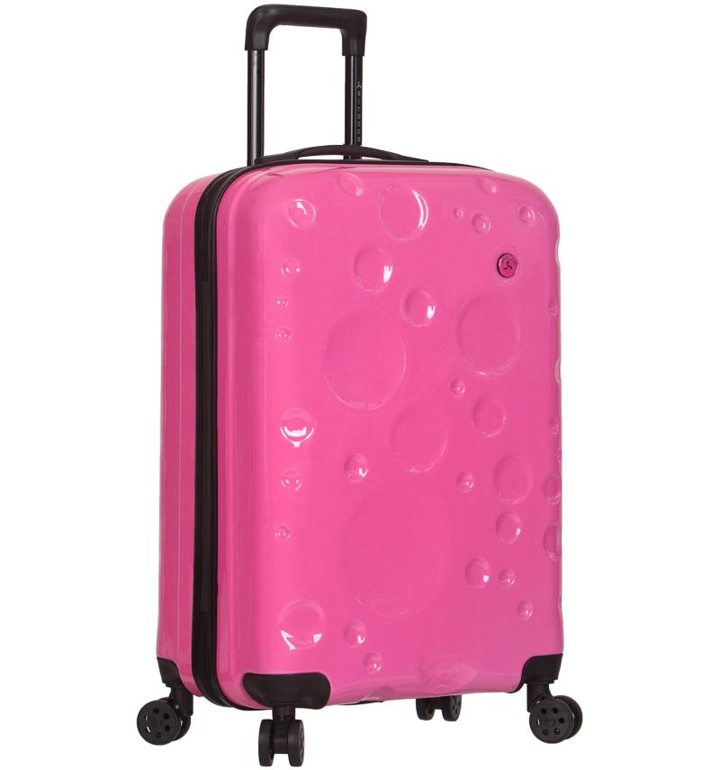 AZURE Kabinové zavazadlo SIROCCO T-1194/3-S PC - růžová