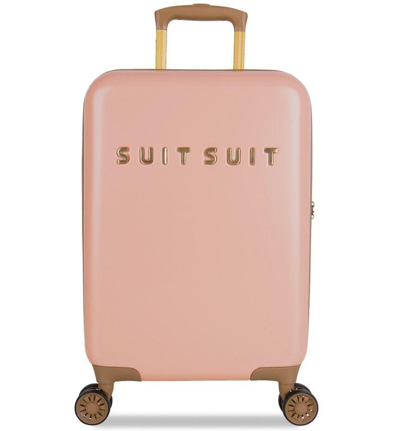 Kabinové zavazadlo SUITSUIT® TR-7101/3-S - Fab Seventies Coral Cloud