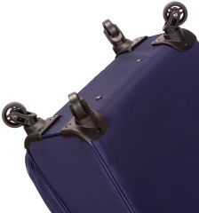 Kabinové zavazadlo SIROCCO T-1201/3-S - modrá AZURE E-batoh
