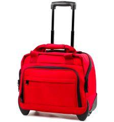 Kufr příruční na notebook MEMBER'S CM-0034 - červená