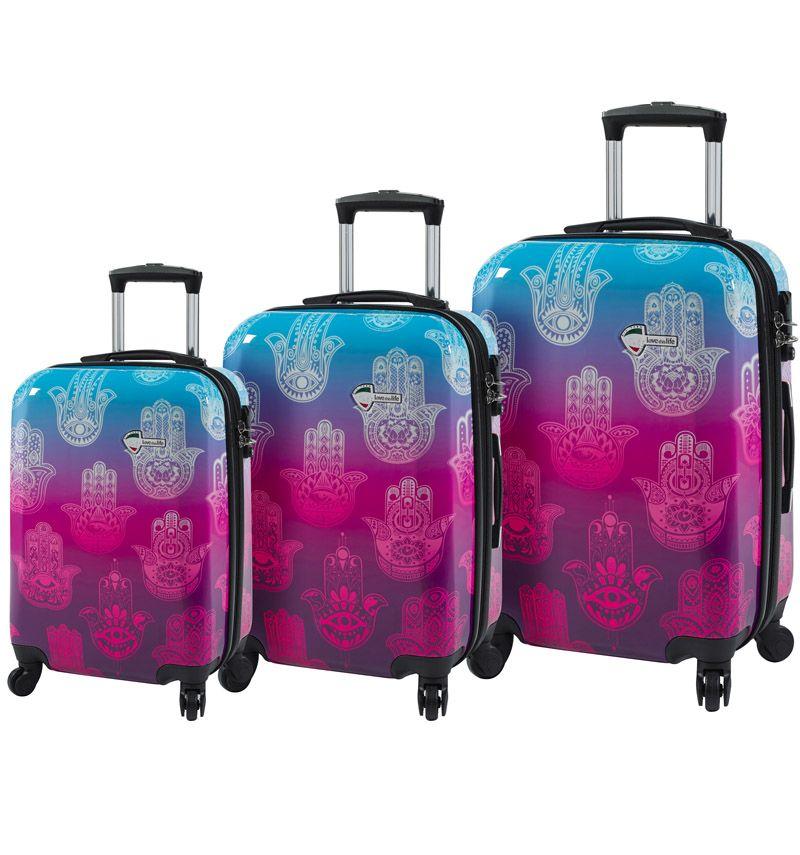 Sada cestovních kufrů MIA TORO M1092/3