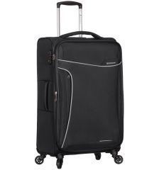 Sada cestovních kufrů SIROCCO T-1201/3 - černá AZURE E-batoh
