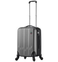 Cestovní kufr MIA TORO M1301/3-S - stříbrná