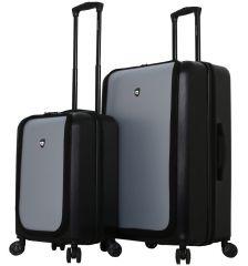 Sada cestovních kufrů MIA TORO M1709/2 - černá/stříbrná