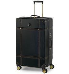 Cestovní kufr ROCK TR-0193/3-L ABS - černá
