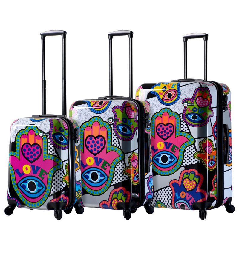 Sada cestovních kufrů MIA TORO M1312/3
