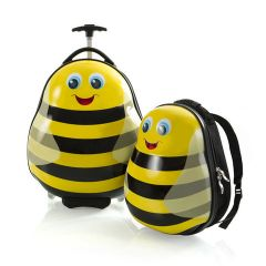Heys Travel Tots Bumble Bee – sada batohu a kufru