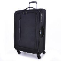 Travelite CrossLITE 4w L Black E-batoh