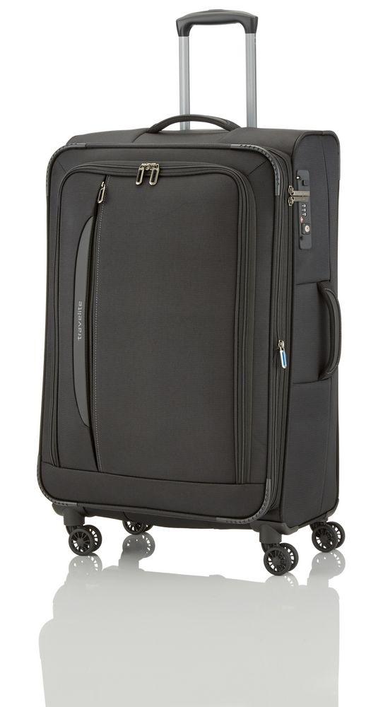BB:TRAVELITE-89549-01   Travelite CrossLITE 4w L Black