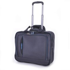 Travelite CrossLITE Business Wheeler Anthracite E-batoh