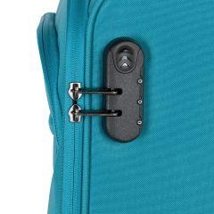 Travelite Cabin 2w S Turquoise E-batoh