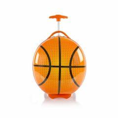 Heys Kids Sports Luggage Basketball E-batoh