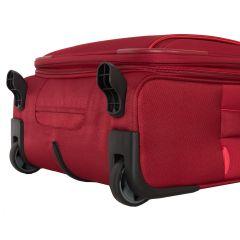 Travelite Capri 2w S Red E-batoh