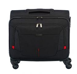 Travelite @Work 4w Businesswheeler Black E-batoh