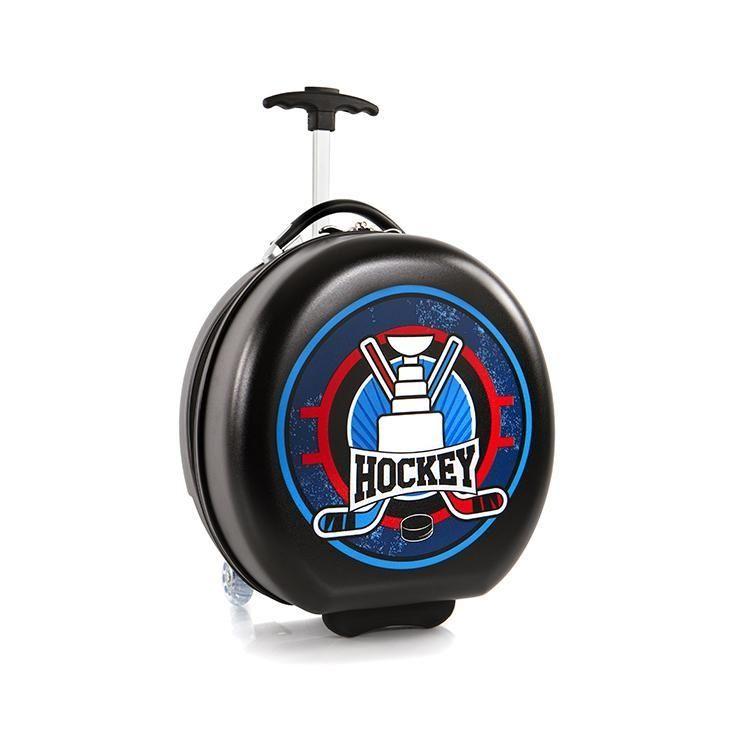 BB:HEYS-13092-3803-00   Heys Kids Sports Luggage Hockey puck