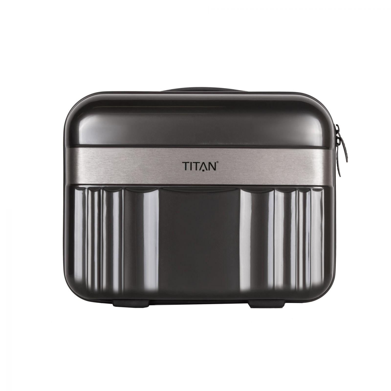 BB:TITAN-831702-04   Titan Spotlight Flash Beauty case Anthracite