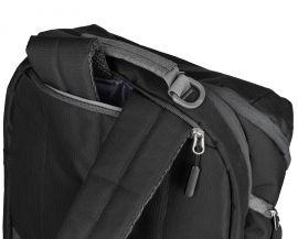 Travelite Basics Backpack L Black E-batoh