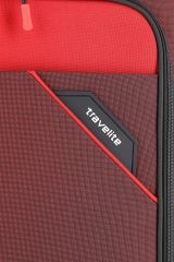 Travelite Derby 4w M Red E-batoh