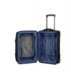 Titan Prime Trolley Travelbag S Black E-batoh