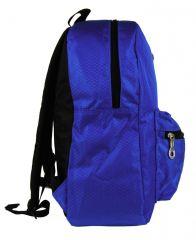 Batoh NEWBERRY do města / do školy L15715 modro-fialová NEW BERRY E-batoh