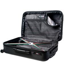 Cestovní kufr MIA TORO M1210/3-M - zlatá E-batoh