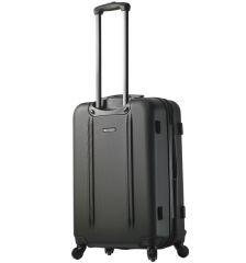 Kabinové zavazadlo MIA TORO M1210/3-S - stříbrná E-batoh