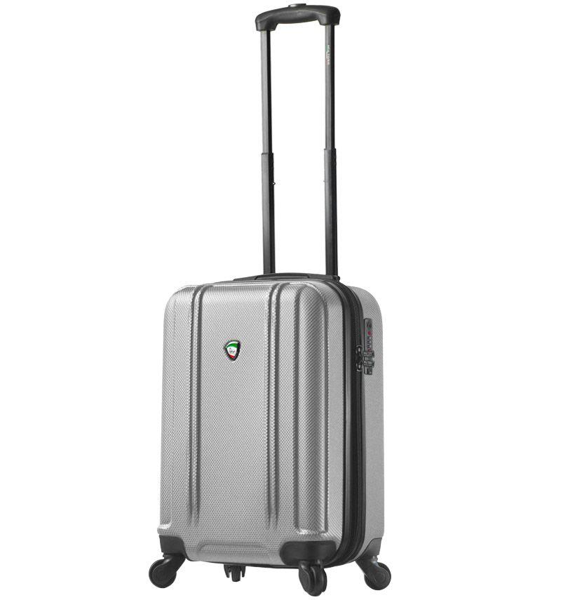 Kabinové zavazadlo MIA TORO M1210/3-S - stříbrná