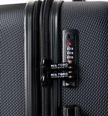 Sada cestovních kufrů MIA TORO M1210/3 - zlatá E-batoh