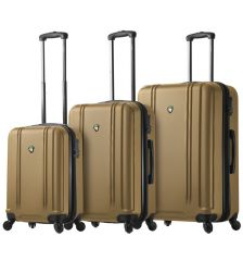 Sada cestovních kufrů MIA TORO M1210/3 - zlatá