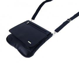 Modrá pánská crossbody taška MP1 GROSSO E-batoh