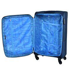 Cestovní kufr Dielle L E-batoh