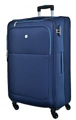 Cestovní kufr Dielle L 720-70-05 modrá