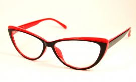 Brýle na počítač OP ZY203 red