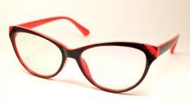 Brýle na počítač OP239110 red