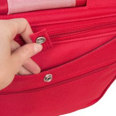 Travelite Orlando Boarding Bag Red E-batoh