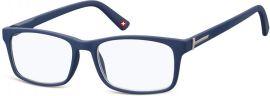 Brýle na počítač BLF BOX 73B BLUE s dioptrií +3,00 MONTANA EYEWEAR E-batoh