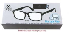Brýle na počítač BLF BOX 83 s dioptrií +2,50