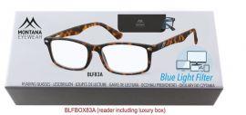 Brýle na počítač BLF BOX 83A s dioptrií +3,50
