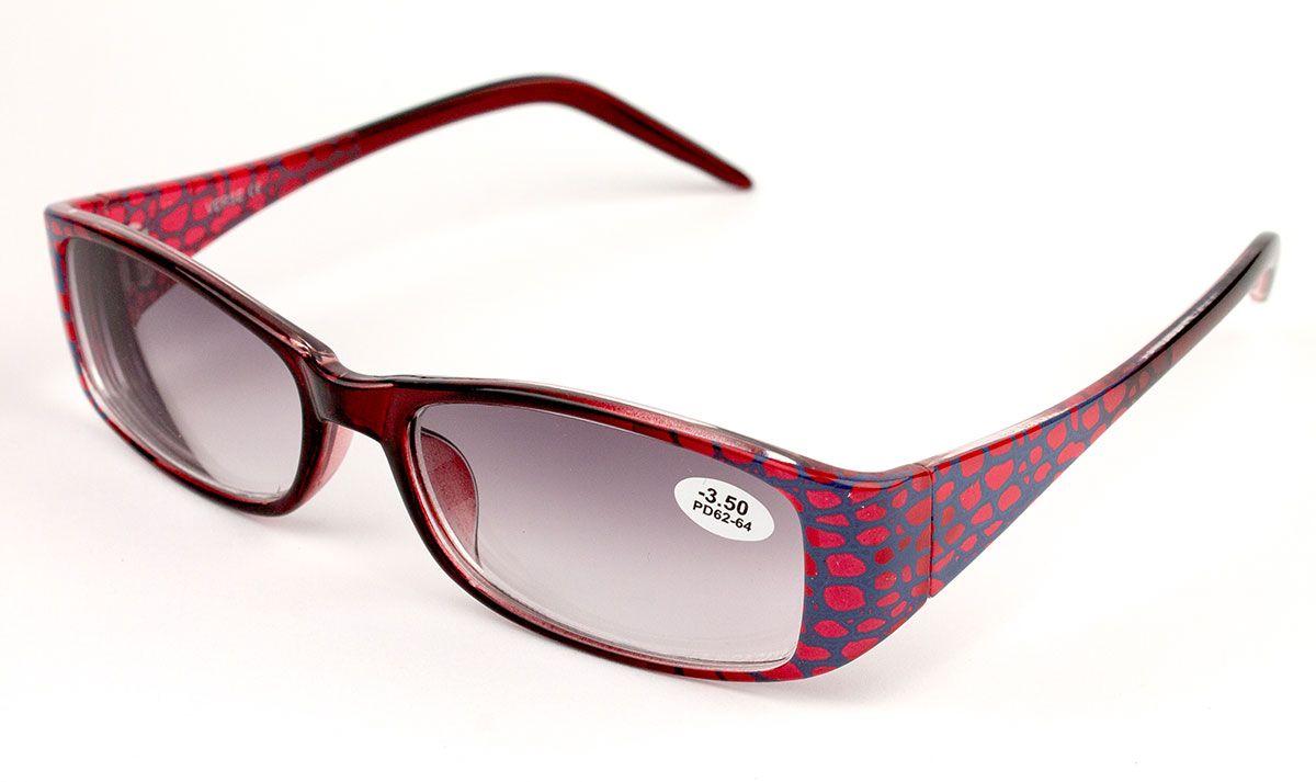 Dioptrické brýle Verse 1727S C2 zabarvené +3,00