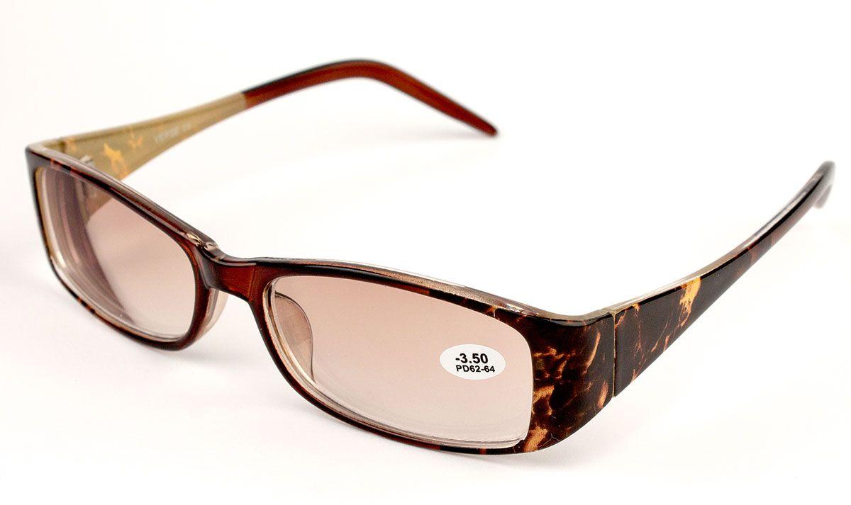Dioptrické brýle Verse 1727S-C3/ +4,00 zatmavená